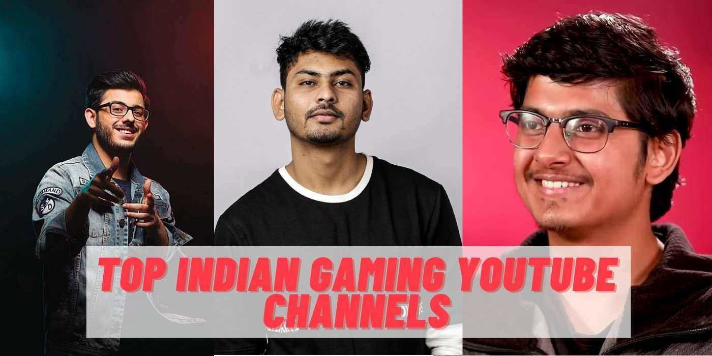 Top 10 Indian Gaming Youtube Channels