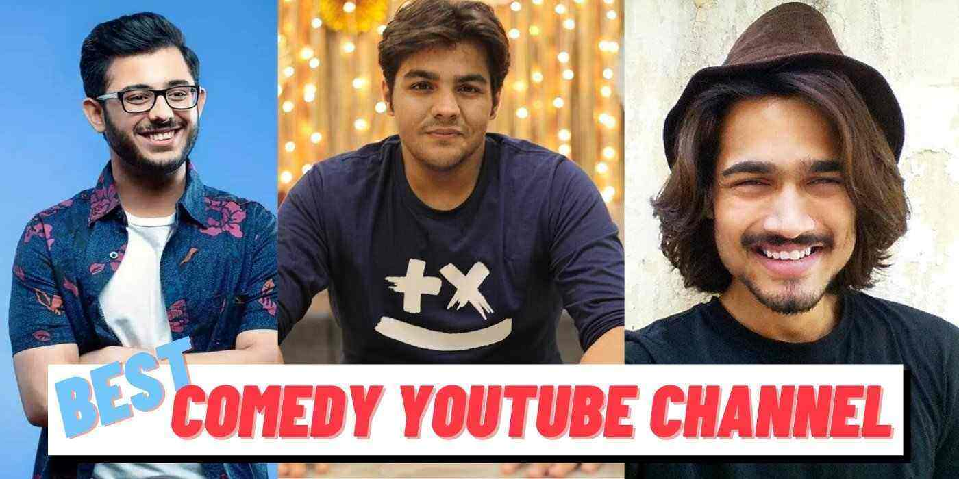 Top 10 Comedy Youtube Channel In India