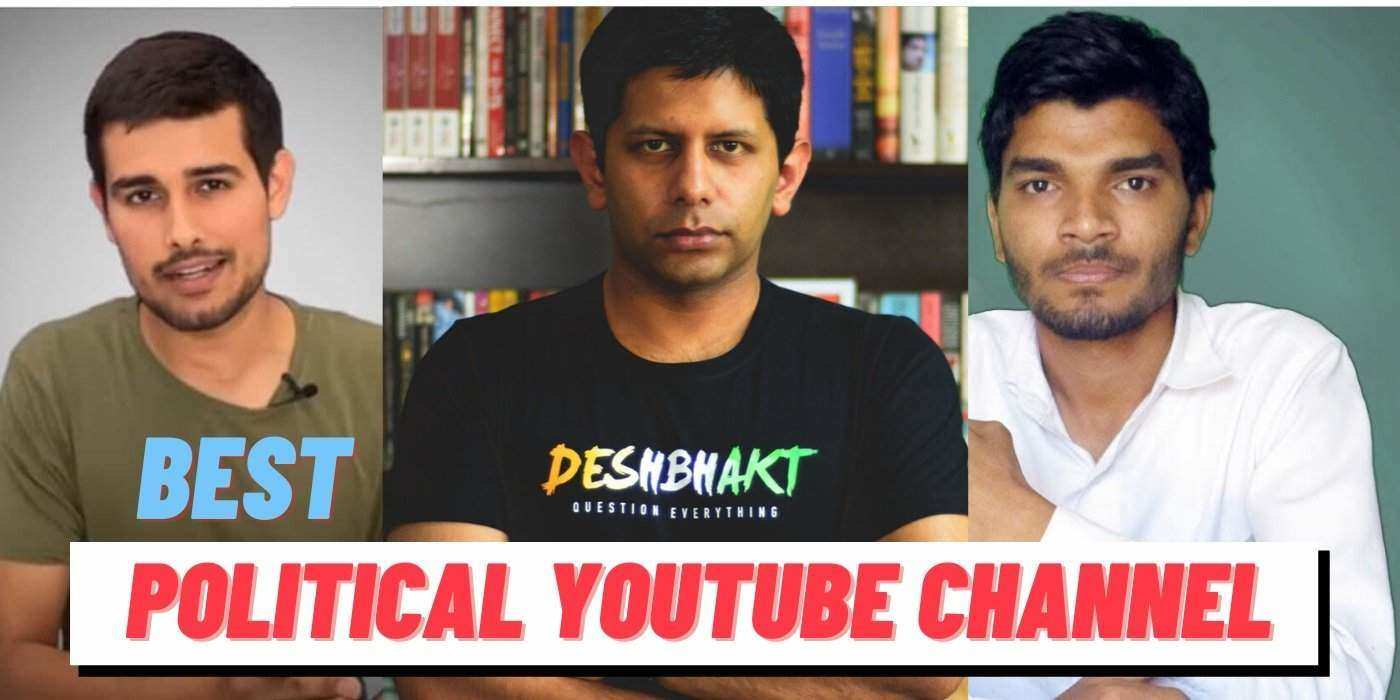 Top 10 Political Youtube Channels in India
