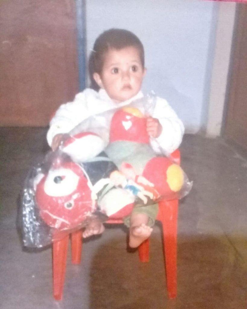Preksha Rana Childhood