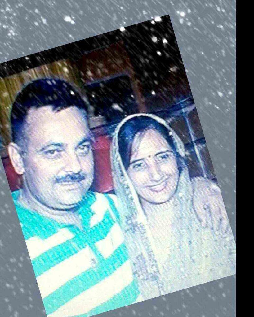 Preksha Rana Father
