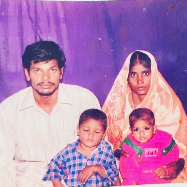 sumit goswami family