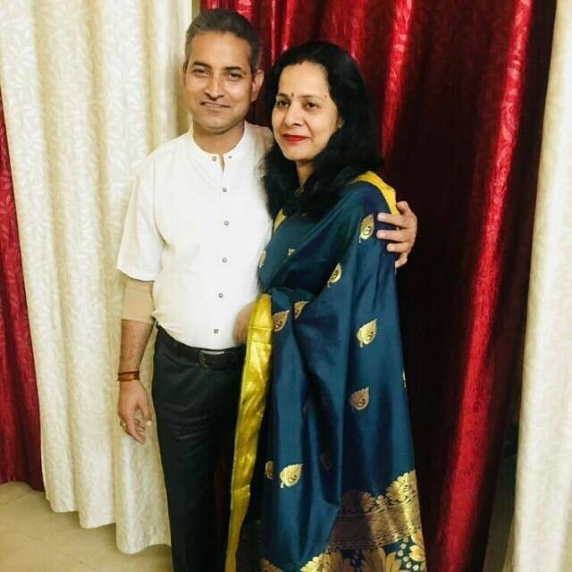 Chitranshi Dhyani Father and Mother