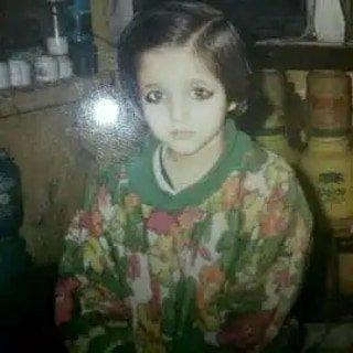 Anjali Raghav Childhood