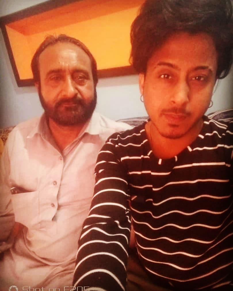 Veeru Dhillon Father