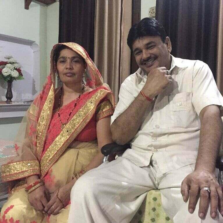 Diler Singh Kharakiya Father