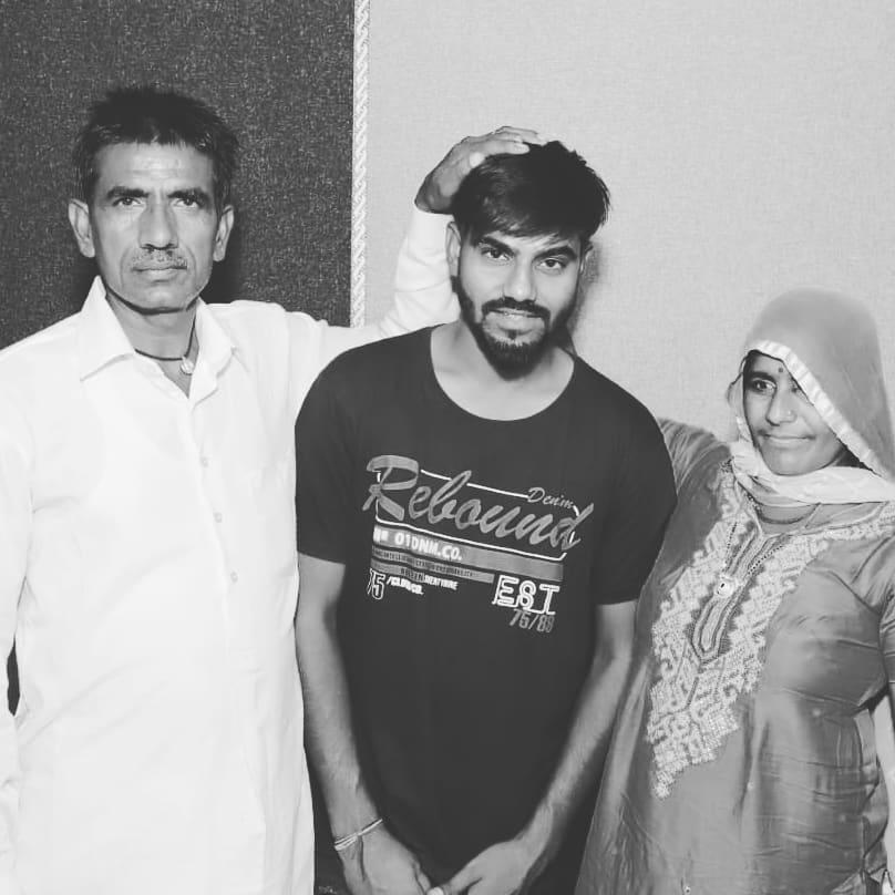 Raj Mawar Father