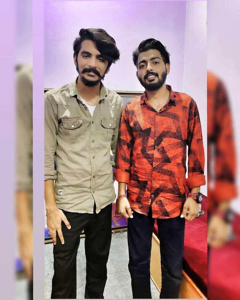 Maani Bhat and Gulzaar Chhaniwala