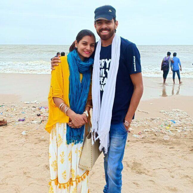 Masoom Sharma Wife