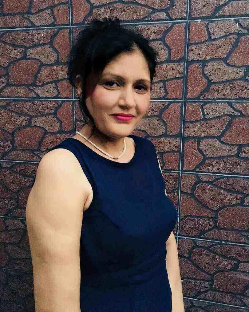 Shivani Dhiman Mother