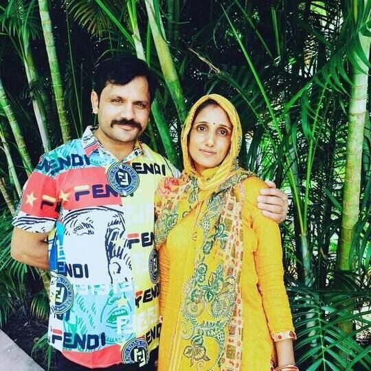Subhash Foji Mother