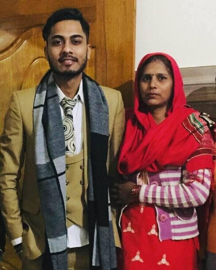 Desi King Mother